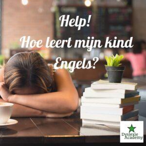 Training – Help! Hoe leert mijn kind Engels?