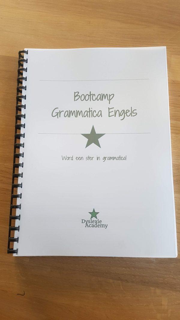 Grammar Bootcamp- Word een ster in grammatica