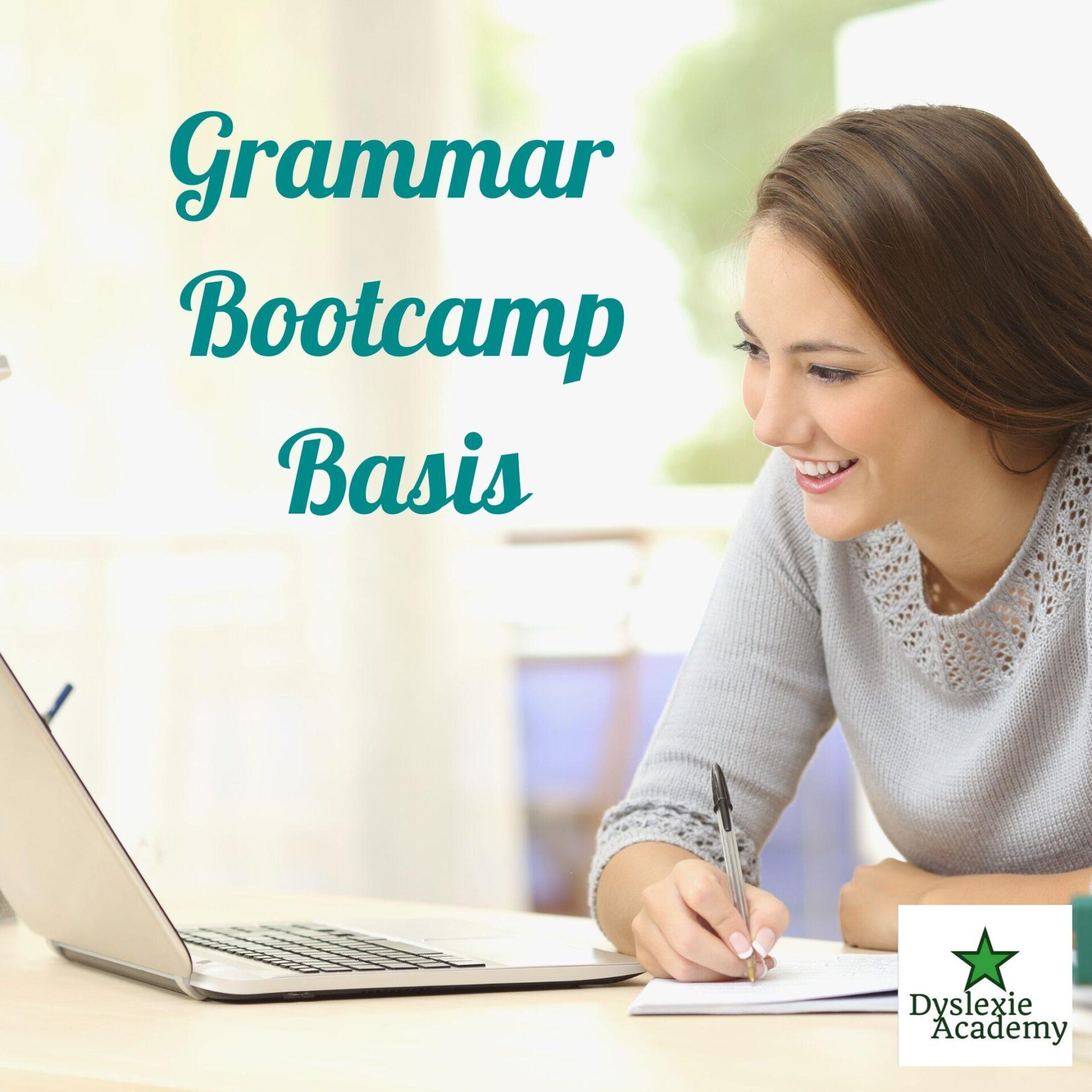 Grammar Bootcamp Engels Basis