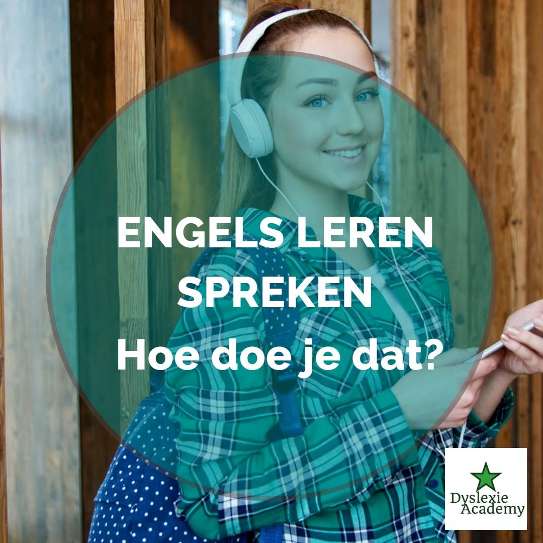 Engels leren spreken – Hoe doe je dat?