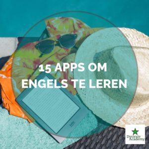 15 apps om Engels te leren