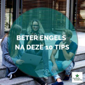 Beter Engels na deze 10 tips