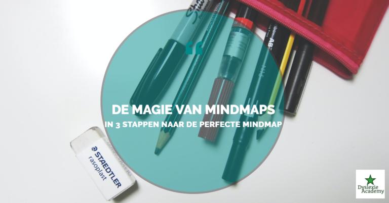 De Magie van Mindmaps – In 3 stappen naar de perfecte mindmap