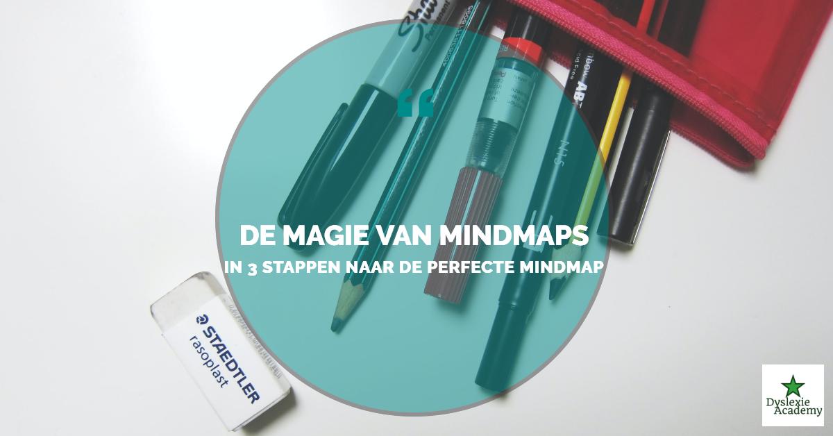 Lees meer over het artikel De Magie van Mindmaps – In 3 stappen naar de perfecte mindmap