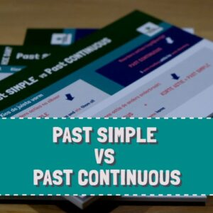 Hoe dan? past SIMPLE vs past CONTINUOUS