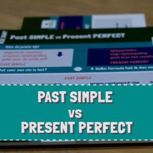 Hoe dan? past SIMPLE vs present PERFECT
