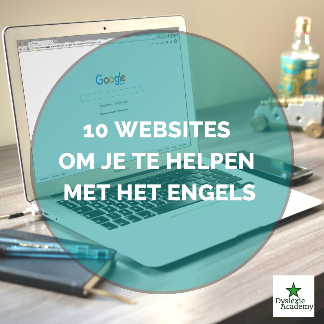 Lees meer over het artikel 10 websites om je te helpen met je Engels