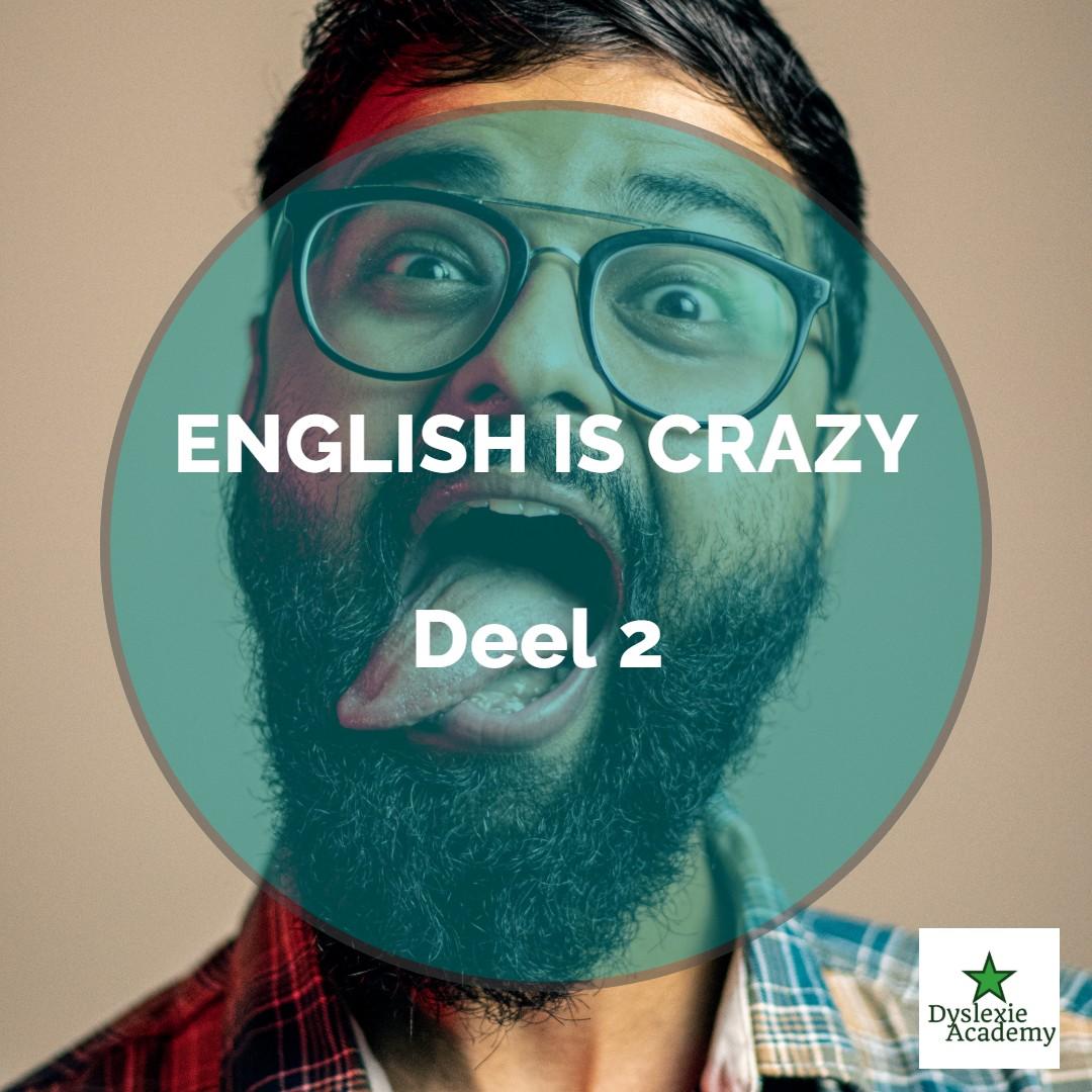 Je bekijkt nu English is a crazy language – Deel 2