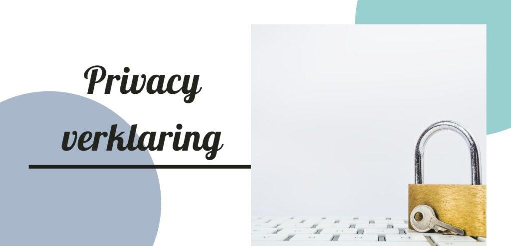 Privacy Verklaring - Dyslexie Academy