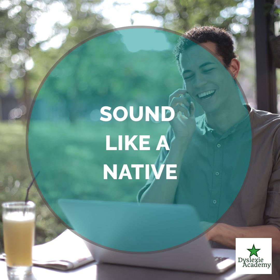 Gezegden om te klinken als een native