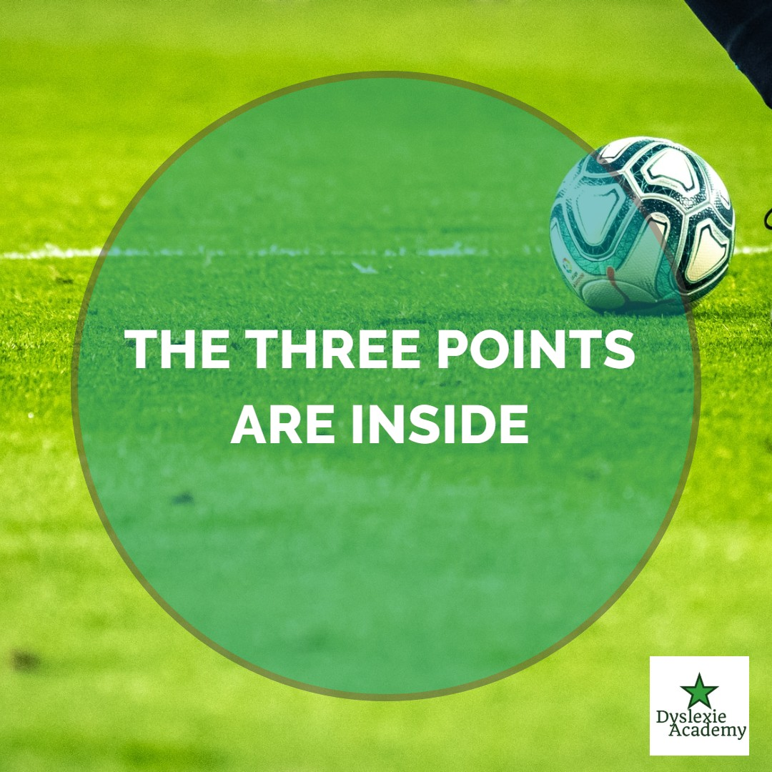 """""""The three points are inside"""" – Test je voetbal vocabulaire"""