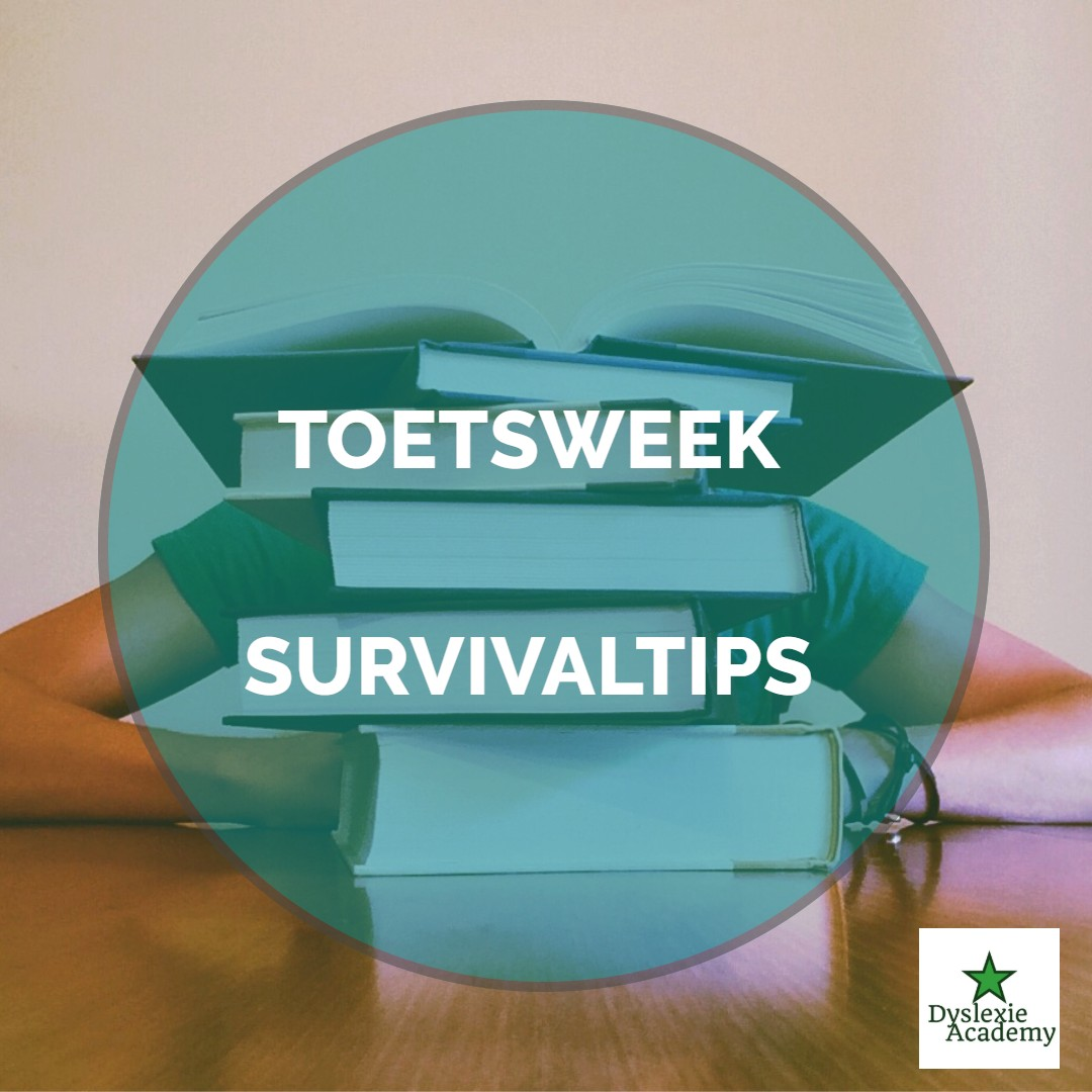 Lees meer over het artikel Toetsweek survivaltips