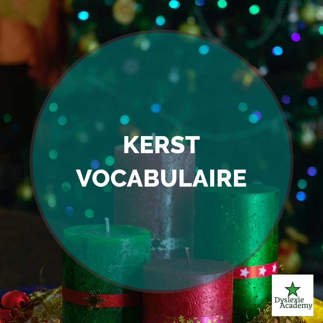 Kerst vocabulaire – Test de jouwe!