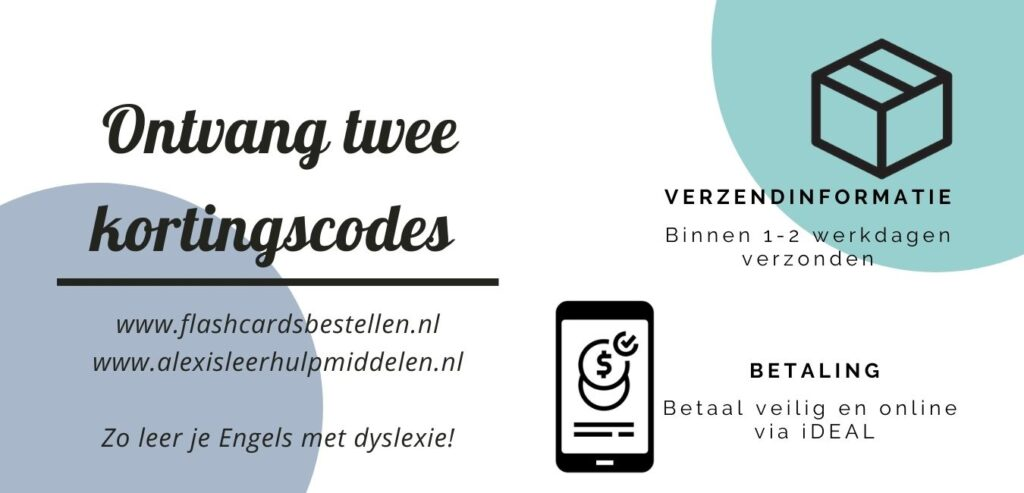 Dyslexie Academy webshop banner