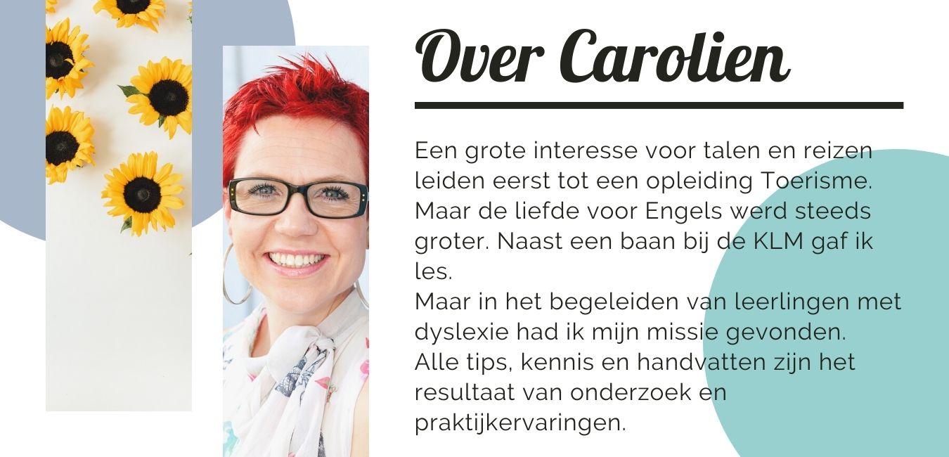 Over Carolien