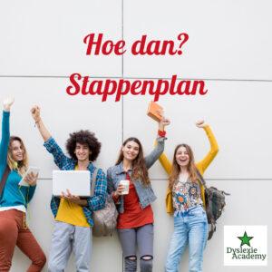Hoe dan Stappenplan – In 3 stappen naar de juiste tijd