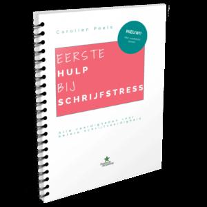 Boek – Eerste Hulp bij Schrijfstress